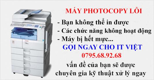 Sửa máy photocopy 8