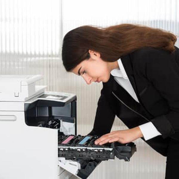 Nạp mực máy in - it việt