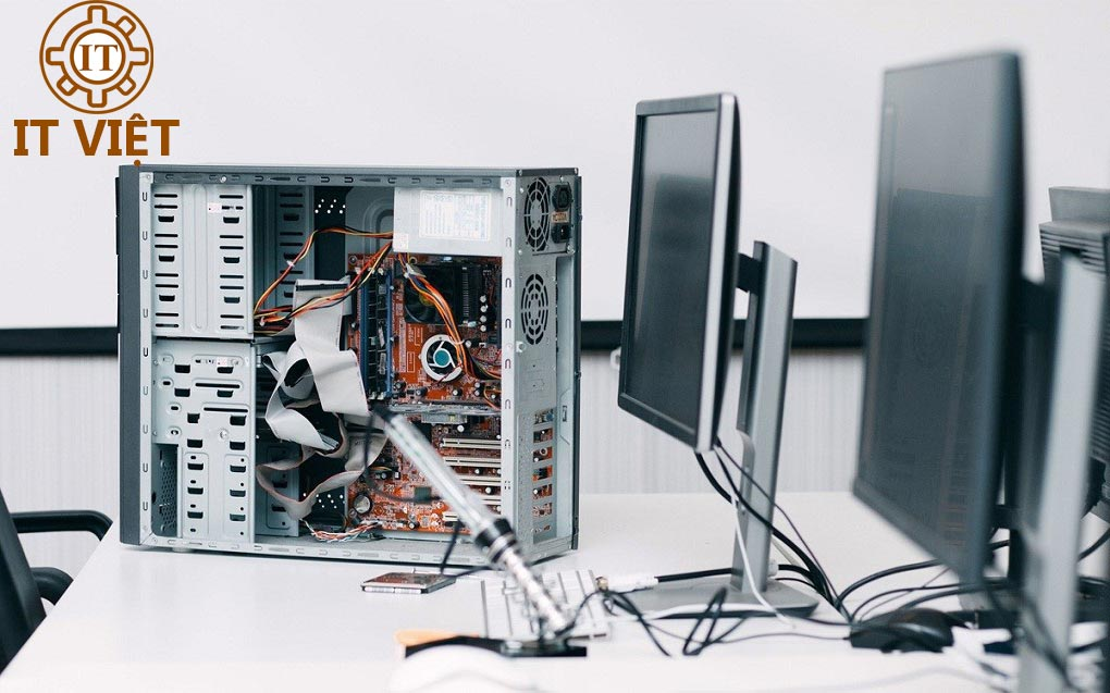 Sửa máy tính tại nhà quận 12 - it việt